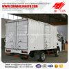 Poids brut 4.5 tonnes de cadre de camion de cargaison avec les portes arrières