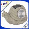 Lumière de jardin, LED, Lampe, Lampe solaire, Animal Snail