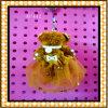 Orso farcito della Giocattolo-Peluche della peluche (KF442)
