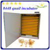 Hhd Strong und Durable Cer Approved Automatic Quail Egg Incubators (YZITE-2112)