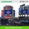Openlucht LEIDENE van de Kleur van Chipshow Goedkope P16 RGB Volledige Adverterende Raad