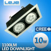 El LED aventuró las luces 10W