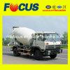 アメリカのSauer Hydraulic System (HDT Series)の3CBM/4CBM Concrete Truck Mixer