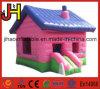 子供の美しい家の膨脹可能な弾力がある装飾の城