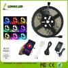 12V DC는 5050 SMD RGB WiFi 지능적인 LED 지구 빛을 방수 처리한다