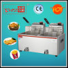Constructeur profond industriel de la friteuse Hef-12L-2 vendant la friteuse