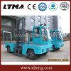 Kleiner 3 Tonnen-elektrischer seitlicher Ladevorrichtungs-Gabelstapler für Verkauf
