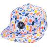 (LSN15083) chapéu novo da era de 5 Snapbacks da forma do painel