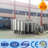 serbatoio saldato pressione Basso-Centrale del gas dell'acciaio inossidabile 1000L