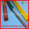 Tampa de proteção de cabo de borracha do silicone de alta tensão e flexível