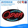 Visualizzazione aperta dell'interno ovale di Hidly LED