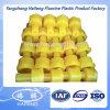 노란 색깔 PU는 폴리우레탄 부속을 분해한다