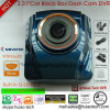2.4 HD1080p Car Dash Camera com Ntk 966220 Car Video Recorder Chipset, 5.0mega H42 Car Camera, saída de vídeo HDMI, Loop Recording Car DVR-2416