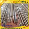Protuberancia colgante del carril de la protuberancia de la capa del polvo de la cortina del perfil de aluminio de la pista