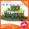 Аттестованная GS спортивная площадка Playground/парка атракционов напольная