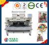 Hete Verkoop China Twee de Hoofden Geautomatiseerde Machine van het Borduurwerk met 6 9 12 15 Naalden