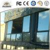 Schiebendes Aluminiumfenster der niedrigen Kosten-2017