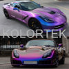 Automobilfarben-Schalteffekt-Pigment