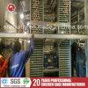 Heißer Verkaufs-Schicht-Rahmen mit automatischem Düngemittel-Reinigungs-System