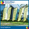 bandeiras de venda quentes da pena de 4.5m para eventos (estilo B)