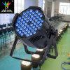Preiswerterer 54X3w RGB 3in1 LED NENNWERT kann