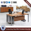 L形の金属の足ディレクター事務机(HX-ND5030)