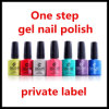 UV Gel Nail Polish 떨어져 최고 Seller Glazing Unshrinking One Steop Soak
