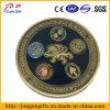 Изготовленный на заказ монетка 3 возможности металла логоса