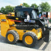 살쾡이 Attachments Full Hydraulic Compact Wheel Loader, 70HP Power Loader Skid Steer