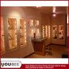 De Houten Showcase van uitstekende kwaliteit van de Vertoning van Juwelen