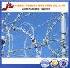 Провод бритвы /SUS 304 колючей проволоки бритвы Bto22