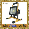 30W 5hrs Portable Rechargeable DEL Flood Light