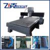 Ranurador del CNC de la carpintería del huso de 1.5 kilovatios para las puertas de madera
