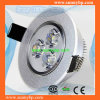統合されたCold Forging 9W LED Downlight