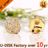 Bastone istantaneo del USB della fabbrica di barretta del diamante caldo dell'anello (YT-6271L1)