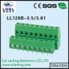 Ll128b-3.5/3.81 PCB 나사식 터미널 구획