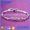 Simple poco costoso Silver Bracelet per Girls