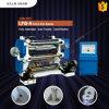 Máquina el rebobinar del papel de aluminio