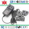 세륨 GS UL FCC SAA RoHS Approval와 가진 Quality 높은 Interchangeable AC Plug Mulitiplug Electrical Adapter