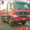18cbm/30~40ton Steyrエンジンの日本2006手動油圧使用されたHOWOダンプトラック