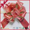 Смычок тяги промотирования POM POM для рождества, венчания, пакета подарка