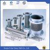 Tubo flessibile del metallo con il puntale sanitario per uso medico