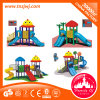 Mini Kid Slide System Plastic Outdoor Play Structure