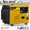 Diesel van het Product van het octrooi de Stille Generator van de Macht (DG6500SE)