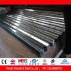 Zinco galvanizado ondulado mergulhado quente 120g das chapas de aço por Sqm