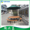 Benches (FY-559H)를 가진 재생된 HDPE Slats Outdoor Picnic Table Set Table