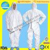 Combinaison protectrice de tissu non-tissé de pp
