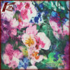 Scarfのための中国Supplier Silk Flower Twill Fabric