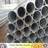 BS1387/A36 Hot Dipped Galvanized Steel Pipe für Fence