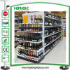 Шкаф полки индикации вина супермаркета